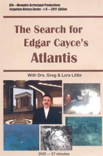 The Search of Edgar Crace's Atlantis DvD